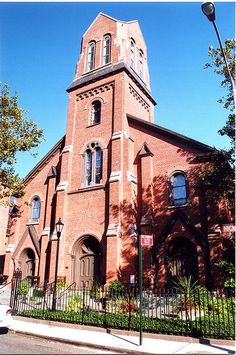 St. Peter's Church, Cobble Hill, Brooklyn