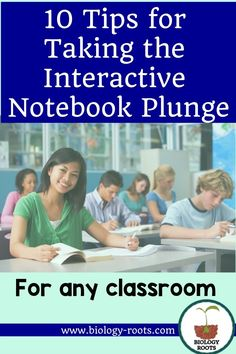 Tips for starting Interactive Notebooks in the classroom | 10 Easy Tips to take the Interactive Notebook Plunge!