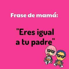 Frases de mamá