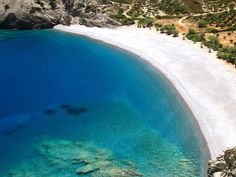 Karpathos,Agios minas Karpathos Greece, Exotic Beaches, Pebble Beach, Greek Islands, Mykonos, Natural Wonders, Where To Go, Tourism, Beautiful Places
