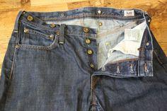 Mens LEE ICON 1930's  Button Fly Cinch Back Vintage Cowboy Blue Jeans W32 L34 #LEE #Classic Vintage Jeans, 1930s, Blue Jeans, Online Price, Buttons, Classic, Pants, Men, Fashion