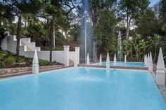 El Fureidis - Reflecting pools