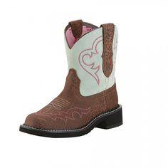 SALE Corral Women/'s Brown Fringe Snip Toe Cowboy Boots G1205 5.5B