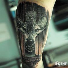 by @u_genetattoo . #best #tattoo #tattooartist #tattoosupport #tattooworldpub #like4like #likeforfollow #follow4follow #followbackalways #follow4followback