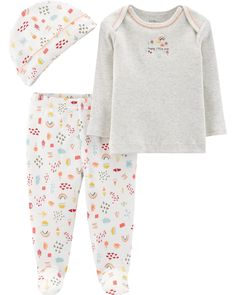 8c5a06700f0ac 3-Piece Certified Organic Take-Me-Home Set. Take Me HomeCarters Baby  GirlBaby GirlsFuture DaughterBaby Kids ClothesLittle ...