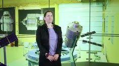 Medizinische Forschung im All: Video-Interview mit Dr. Anna-Maria Liphardt http://www.issonduty.com/#post56