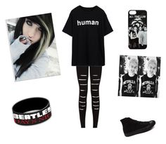 """""""Emo"""" by isis-mendonca ❤ liked on Polyvore"""