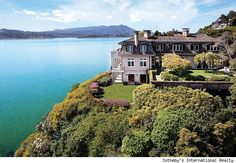 More pictures of this San Francisco home with an awesome view of the Bay  http://aol.it/JkoUCD