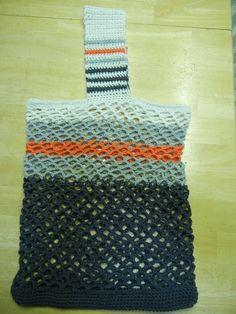 Woohoo! @Janet Watling has Market Bag # 3 finished :)  #joannCPAL