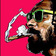 Custom Art Prints Products and Merchandise Arte Dope, Dope Art, Cartoon Drawings, Art Drawings, Dope Cartoons, Dope Cartoon Art, Trill Art, Stoner Art, Snoop Dogg