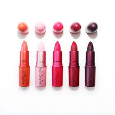 Exclusive! Giambattista Valli's New MAC Cosmetics Collaboration: Dress Your Lips in Valli Red (or Pink or Mandarin or Peony) MAC Giambattista Valli Collection, available in summer 2015
