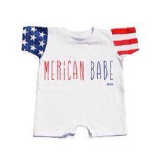 Merican Babe Signature FAAS Design Romper