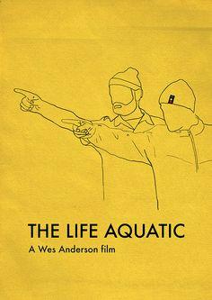 \\ The Life Aquatic Poster