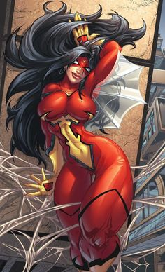 If you love Marvel this is the place for you, 'cause we love Marvel too. Marvel Vs, Marvel Dc Comics, Bd Comics, Marvel Women, Marvel Girls, Comics Girls, Marvel Heroes, Marvel Females, Comic Book Characters