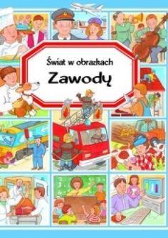 Okładka książki Zawody. Świat w obrazkach