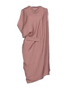Malloni Knee-Length Dress - Women Malloni Knee-Length Dresses online on YOOX United States