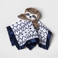 Security Blanket Sloth - Cloud Island Brown| Baby Boy| Adorable Soft and Cozy Sloth Security Blanket| #babyblanket #babyboy #ad