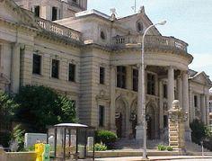WASHINGTON COUNTY COURT HOUSE, WASHINGTON, PA
