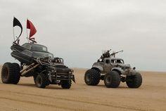 Mad Max Vehicles