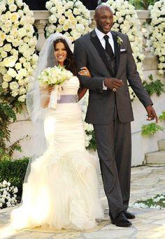 Khloe Kardashian & Lamar Odom: