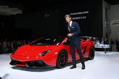 """2012 Lamborghini Gallardo LP 570-4 Super Trofeo Stradale Special Edition Will be Produced Only 150 Units and This Sports Car Dubbed """"The Most Extreme Gallardo Ever"""""""