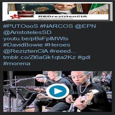 #DavidBowie #Heroes @ReziztenCIA #reeed http://tmblr.co/ZI6aGk1qta2Kz #gdl #morena #PUTOooS #NARCOS @EPN @AristotelesSD #DEA pic.twitter.com/1mhxHTWEgG