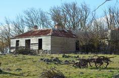 Old farm house Australia, love the hip roof