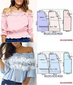 Best 9 Prodigious Sewing Make Your Own Clothes Ideas – SkillOfKing. Dress Sewing Patterns, Blouse Patterns, Sewing Patterns Free, Fabric Sewing, Skirt Patterns, Fashion Sewing, Diy Fashion, Sewing Blouses, Make Your Own Clothes