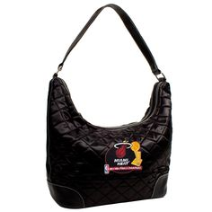 Miami Heat NBA Quilted Hobo (CHAMP13)