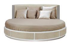 Round+Mattress+Set | Temptation Round Platform Bed