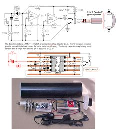 Aerospace and Engineering: Aircraft Transmission Receiver Led Projects, Electrical Projects, Electrical Engineering, Electronics Gadgets, Electronics Projects, Radio Kit, Radio Design, Electronic News, Electronic Schematics