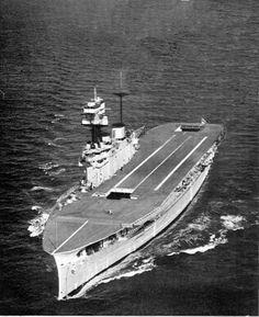 HMS Eagle, 1936