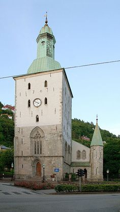 Bergen Cathedral - Wikipedia, the free encyclopedia