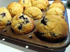 Annas Blueberry Mini Muffins Recipe - Breakfast.Food.com: Food.com