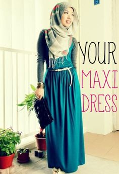 How to Maximize Your Maxi Dress