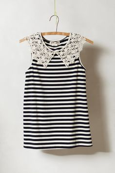 striped tank #anthropologie