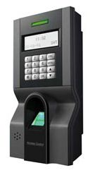 Fingerprint Readers for Access Control
