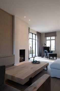 Cozy Rustic Living Room Ideas & Design You'll Love Living Room Sets, Home Living Room, Living Area, Living Room Decor, Living Spaces, Interior Exterior, Interior Architecture, Interior Design, Poltrona Design
