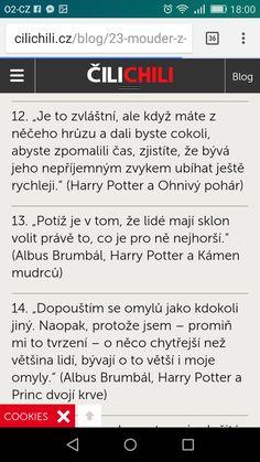Harry Potter, Blog, Blogging