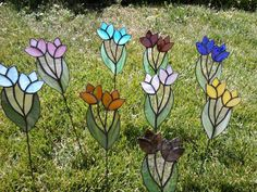 stained glass garden art | Thanks again to everyone who submit ted these inspirational projects.