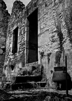 In 1944, the French village of Oradour-sur-Glane . The German occupants wanted to eliminate French resistance forces by attacking the village they were hiding in. Sadly, the Germans attacked the wrong village which led to a massacre. All occupants were killed, including innocent women and children. As a token of respect, President De Gaulle decided that the village would be kept in the current state so that people can be reminded of the horrific impact of war actions.