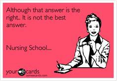 #nursingschoolproblems