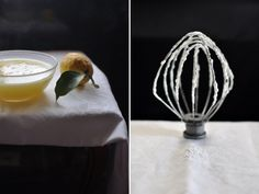 Lemon cream & whipped cream Photography by www.cettinavicenzino.com