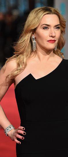 Kate Winslet - Bafta Awards 2016