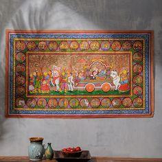 Madhubani Art, Madhubani Painting, Pichwai Paintings, Painting & Drawing, Indian Folk Art, Akshay Kumar, Cardboard Crafts, Traditional Paintings, Tribal Art