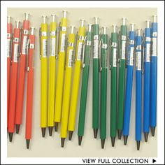 NoteMaker - Australia's Leading Online Stationery Shop - Pens & Pencils - fountain pens, ballpoint pens, ink cartridges and lead pencils