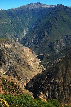 Jour 4 : Départ pour le Canyon de Colca  Photo @ Tristan Brown
