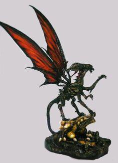 xenomorph dragon - Google Search