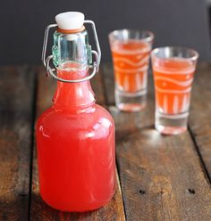 Homemade Sweet & Sour Mix