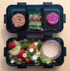 Flower Salad Lunch Bento